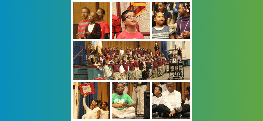 HILA Winter Concert Thrills Parents, Teachers
