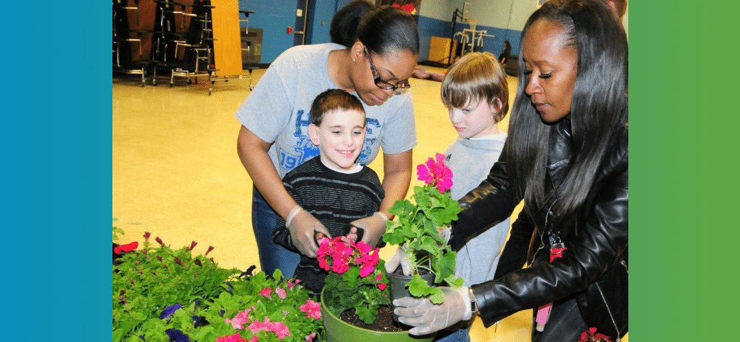 Hope Students Celebrate Earth Day